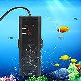 YJYJ (500w Aquarium Fish Tank A Prueba De Explosiones PTC Heater Varilla De Calentamiento Led Pantalla Au Plug 110-240v