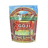 Pearls of Samarkand - Organic Goji Berries - 100g (Case of 7) -