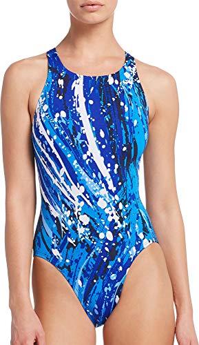 Nike Women's Splash Fast Back One Piece Swimsuit (Game Royal, 26)