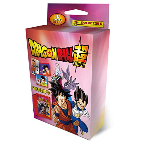 Panini France SA-NEW DRAGON BALL SUPER 2-8 bolsillos, 2603-038 , color/modelo surtido