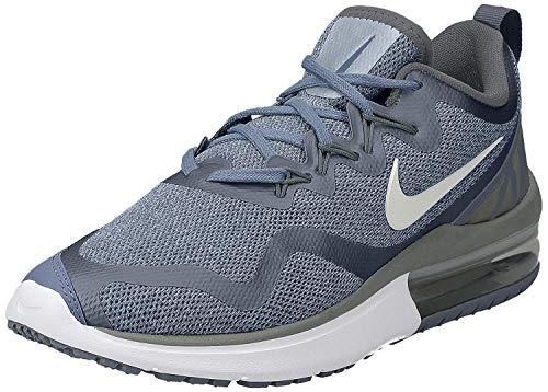 Nike Wmns Air MAX Fury, Zapatillas de Running para Mujer, Dorado (Pure Platinum/Sail/Matte Silve 007), 36.5 EU