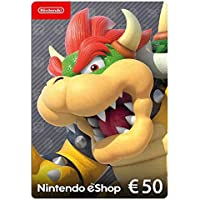 Nintendo eShop Tarjeta de regalo 50 EUR - Código de descarga