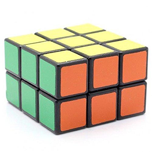 3x3x2 Black Cuboid Cube twisty puzzle smooth New Toy 2x3x3