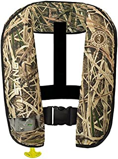 Mustang Survival Corp M.I.T. 100 Auto Activation PFD, Mossy Oak Shadow Grass Blades