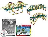 ケネックス K'NEX Education - Intro to Structures: Bridges Set [並行輸入品]