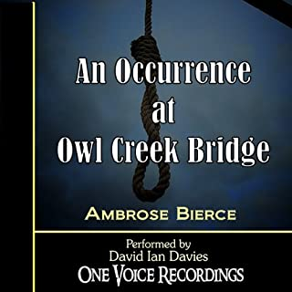 An Occurance at Owl Creek Bridge audiobook cover art