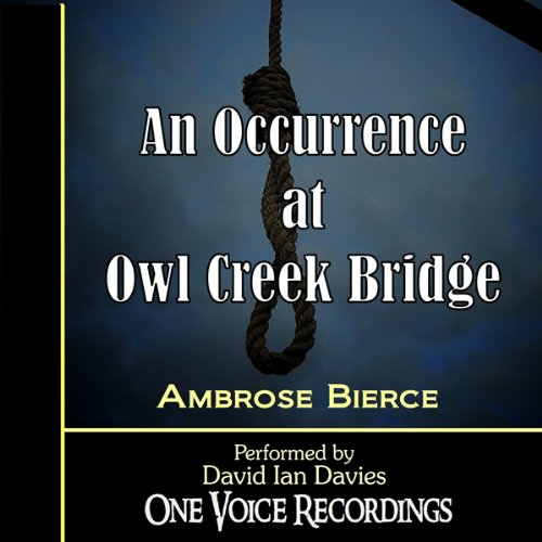 An Occurance at Owl Creek Bridge cover art