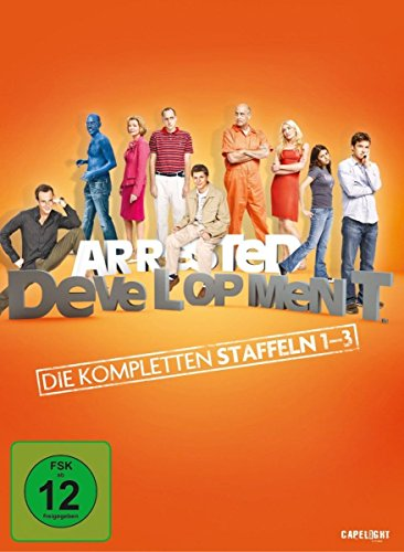 Staffel 1-3 (8 DVDs)