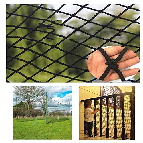 Great Price! Safety rope netting Outdoor Safety Net, Hand-woven Rope Net - Balcony Stairs Protection...