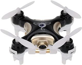 GoolRC CX-10C CX10C Mini 2.4G 4CH 6 Axis Nano RC Quadcopter with Camera RTF Mode 2 (Black)