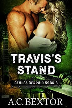 Travis's Stand (Devil's Despair Book 3) by [A.C. Bextor, Hot Tree Editing Services]