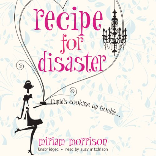 Recipe for Disaster audiobook cover art