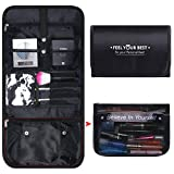 Foldable Travel Toiletry Bag Hanging Cosmetic Bag Men Portable Kit Organizer Makeup Case for Women