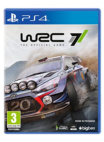 WRC 7. World Rally Championship 7: The Official Game - Versión Española (PS4)