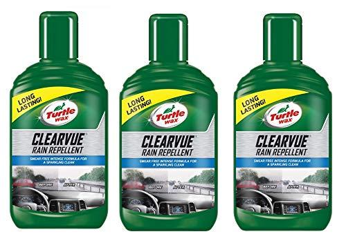 Turtle Wax 52813 Clearvue Autofensterreiniger Wasserabweisend 300Ml