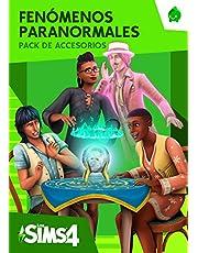 Los Sims 4 Fenómenos Paranormales Pack de Accesorios (SP18)   Código Origin para PC