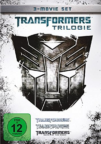 Transformers Trilogie (3 DVDs)