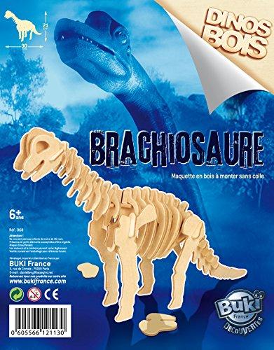 Buki France -  Buki D6B - Dinos 3D