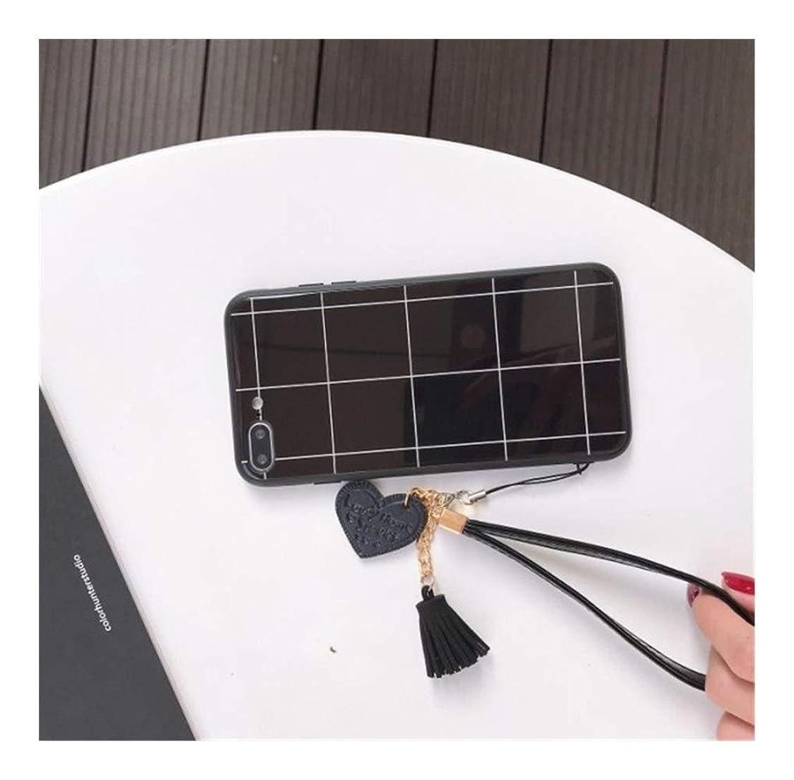 入るボア灌漑CHINOU スマホケース 携帯ケース for IphoneXS MAS/X/XS/8/7/8P/7P/6/6S かわいい 軽量 保護ケース 携帯アクセサリー カバー (Color : 1, Size : Iphone6/6S)