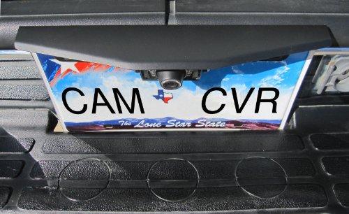 Backup Camera Cover - CAM-CVR