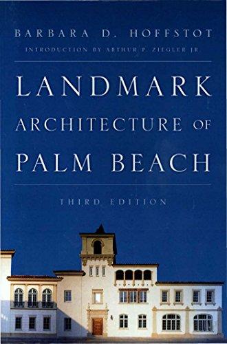 Landmark Architecture of Palm Beach (English Edition)