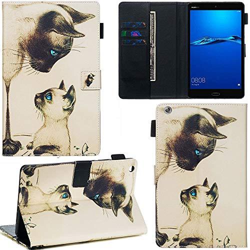 DodoBuy Hülle für Huawei MediaPad M3 8
