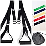 CHD Products Bodyweight Resistance Trainer with Textured Handles