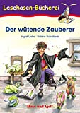 Der wütende Zauberer: Schulausgabe (Lesehasen-Bücherei)