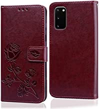 KINGCOM-Wallet Cases - Phone Case For Fundas for Lenovo A5000 A6000 A7000 A6010 A6020 A7020 A7010 Plus K10e70 P1ma40 K10A40 K33a42 Flip Leather Case Cover (Rose(Brown) Lenovo A6010 Plus)