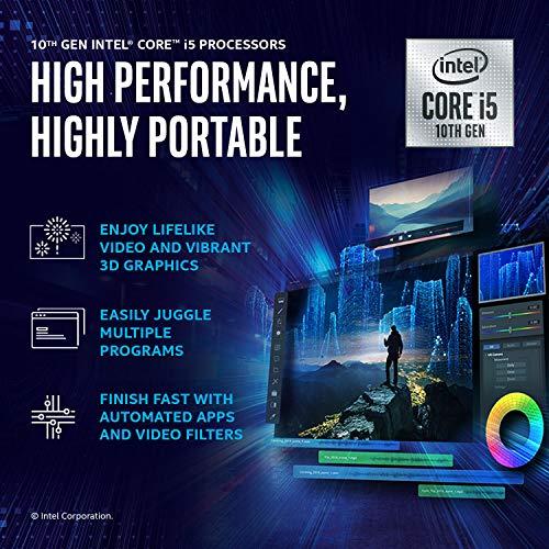 Lenovo IdeaPad S340 81VW00CVIN 15.6-inch FHD IPS Thin and Light Laptop (10th Gen CORE I5-1035G4/8GB/512GB SSD/Windows 10/Microsoft Office/Integrated Graphics), Platinum Grey