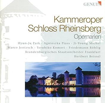 Opera Arias - Adam, A. / Rossini, G. / Massenet, J. / Puccini, G. / Donizetti, G. / Verdi, G. / Bellini, V.