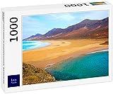 Lais Puzzle Playa de Cofete en Fuerteventura, Islas Canarias 1000 Piezas
