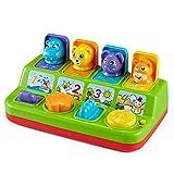 Think Gizmos Juguetes de Actividad para niños pequeños - Juguetes educativos interactivos para niños pequeños (Pop Up Animales)