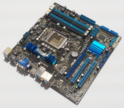 Asus P7H55-M PRO 1156 Intel H55 Express P7H55 M DDR3 12xUSB 6xSATA mATX HDMI IDE