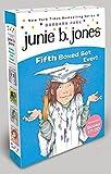 Junie B. Jones Fifth Boxed Set Ever!: Books 17-20
