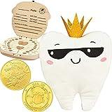 Tooth Fairy Kit Boys, Tooth Fairy for Boys, Tooth Fairy Pillow Boy, Tooth Fairy Box for Boys, Tooth Fairy Coins Boys, Tooth Keepsake Box for Boys, Baby Tooth Album Boy, Boy Tooth Box, Tooth Fairy Boy