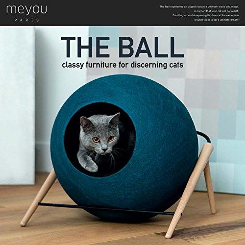 【MEYOU】The BALL ザ ボール キャットハウス (シャンパン)