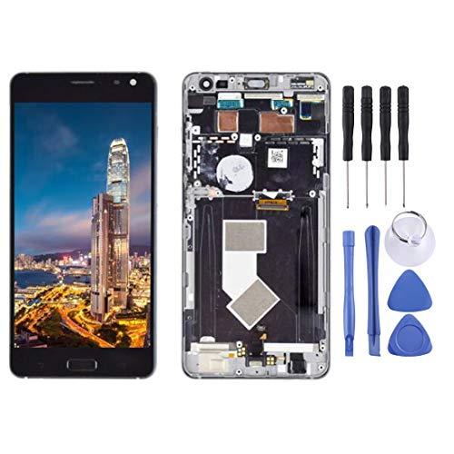 Zhouzl ASUS Spare Schermo LCD e digitalizzatore Assemblaggio Completo con Cornice for ASUS ZenFone AR / zs571kl / vk570kl (Nero) ASUS Spare (Colore : Black)