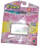 e-kara Karaoke Cartridge - No Boys Allowed Volume 9 - Strong and Beautiful Women Series - 10 Songs