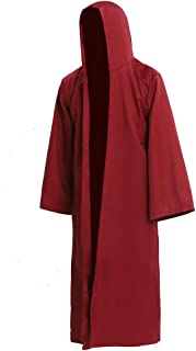 Best red hooded robe costume Reviews