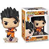 Funko Pop Dragonball - Son Gohan #813 Vinyl 3.9inch Animation Figure Anime Derivatives,Multicolor Su...