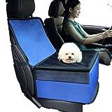 WAFOR Kofferraumschutz FüR Hunde Wasserdicht Car Boot Protector FüR Hunde Mit Seitenschutz, Universal Car Boot Cover FüR Hunde, Robuste Auto-Schutzmatte FüR Hunde,Blau