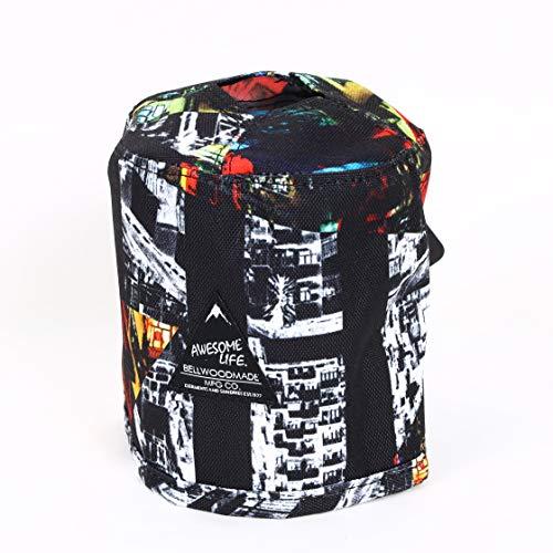 BELLWOODMADE(ベルウッドメイド) ベルウッドメイドガス缶カバーOD缶500 BELLWOODMADE ガス缶カバー OD缶500 CORDURA_TEXTAIL