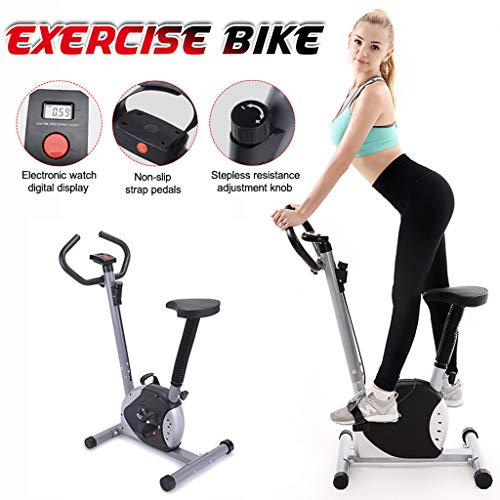 Indoor Hometrainer LED-Display Fiets Fitness Cardio Tools Home Fietstrainer Stationaire Body Building Fitnessapparatuur
