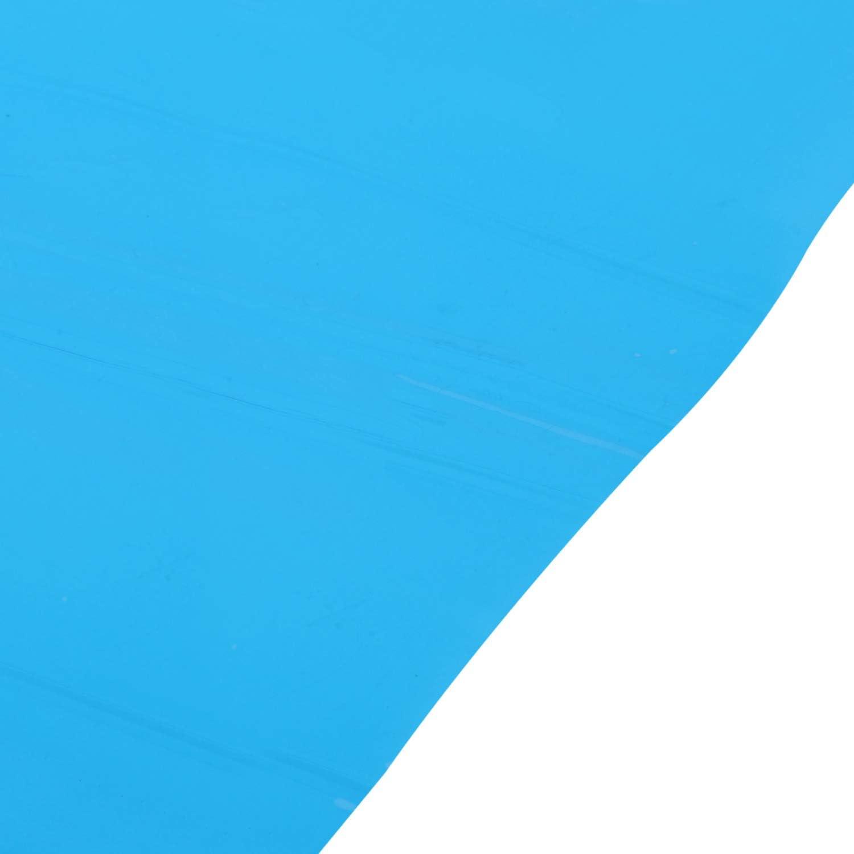 CUHAWUDBA Phare de Voiture Film Teint/é Feu Arri/èRe Queue Enveloppe de Vinyle Antibrouillard 30X50Cm Bleu Fonc/é