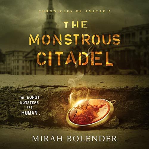 The Monstrous Citadel cover art