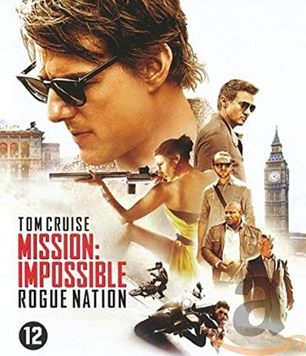 MISSION: IMPOSSIBLE 5 ROGUE NATION (BRD)