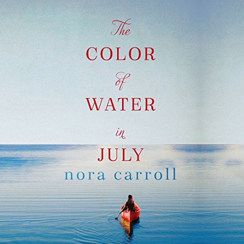 The Color of Water in July audiobook cover art