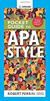 Pocket Guide to APA Style (Mindtap Course List)
