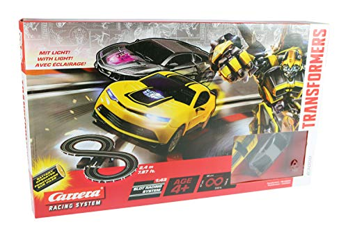 Carrera Go!!! - 63000 - Circuit De Voiture - Transformers - (Echelle 1:43)
